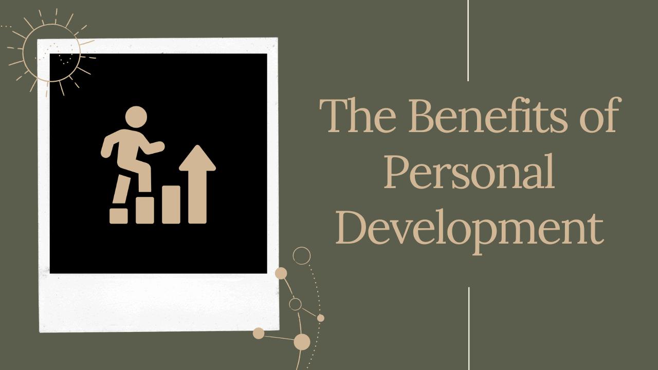 Dudefluencer: Benefits of Personal Development