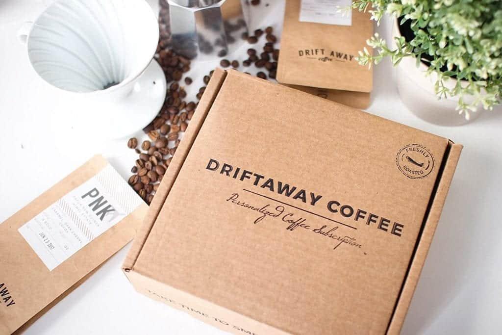 Dudefluencer: Driftaway Coffee