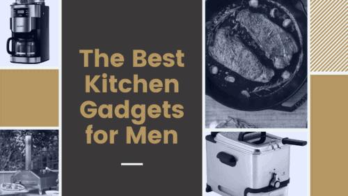 Dudefluencer: Kitchen Gadgets for Men