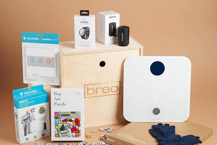 Dudefluencer: Breo Box