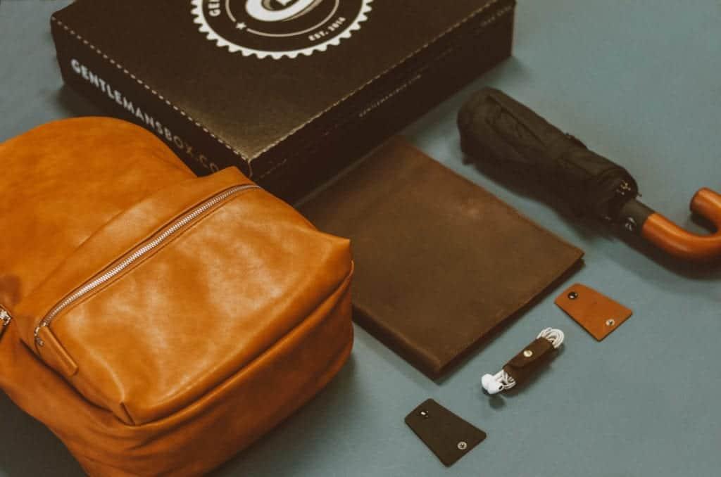 Dudefluencer: The Gentleman's Box Preview