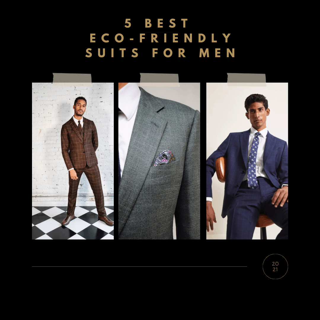 Dudefluencer: Ethical Men's Suits
