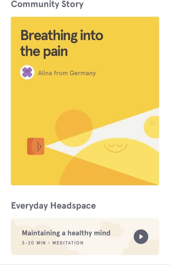 Dudefluencer: Headspace