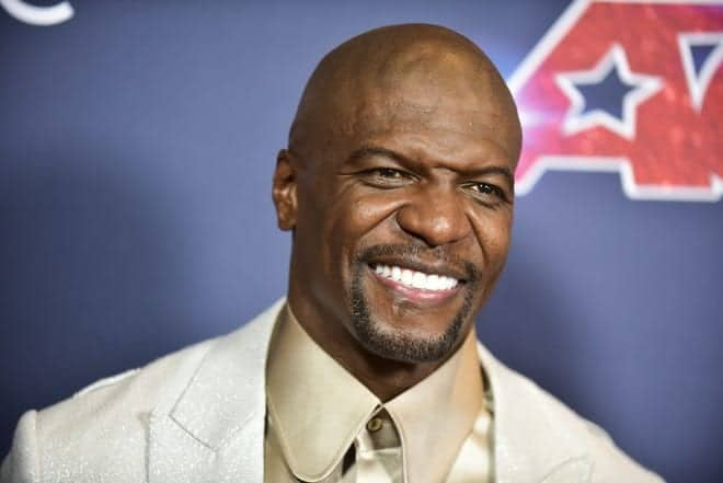 Dudefluencer: Positive Male Role Models Terry Crews