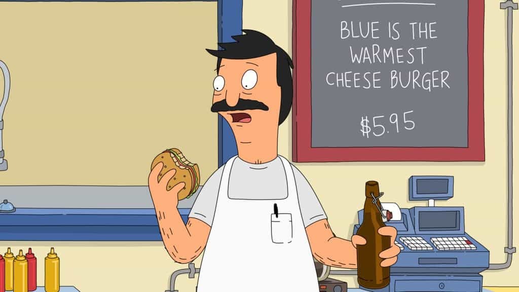 Dudefluencer: Best TV Dads Bob Belcher