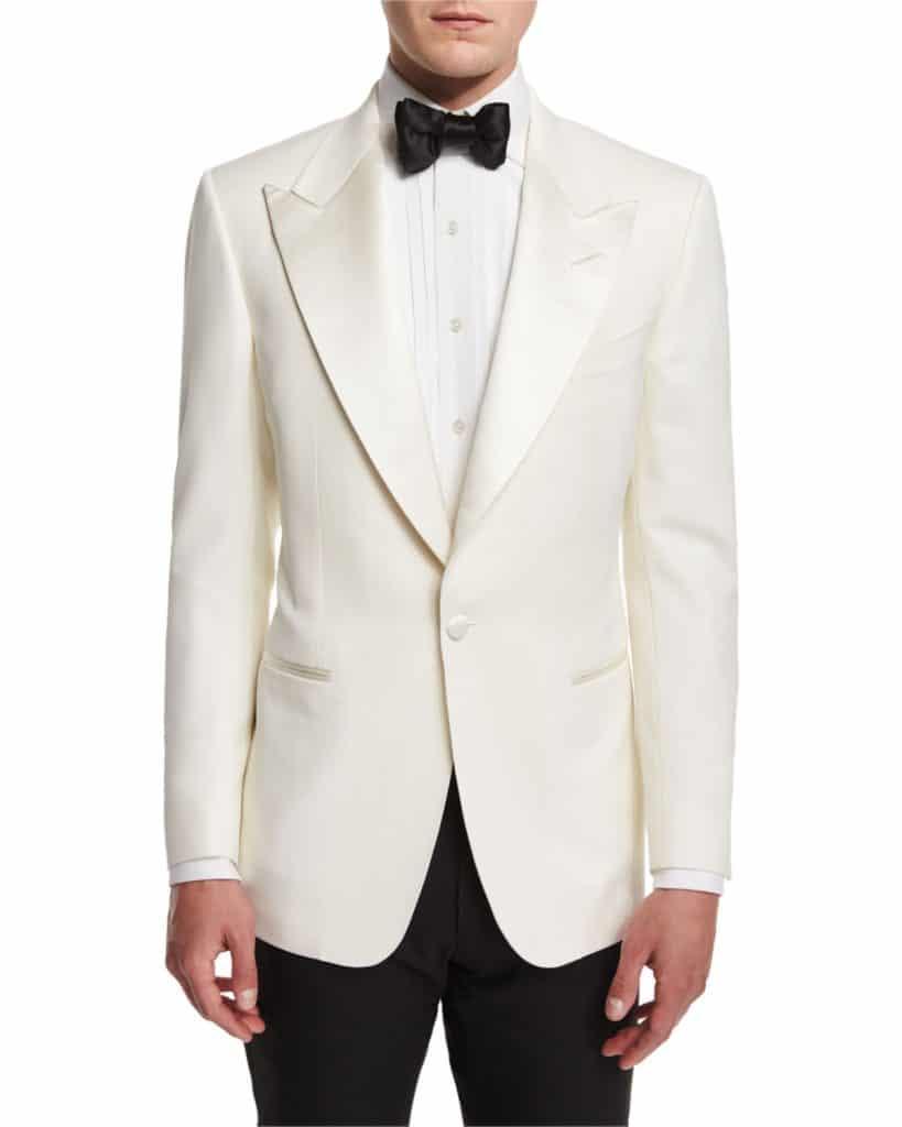 Dudefluencer: White Tuxedo