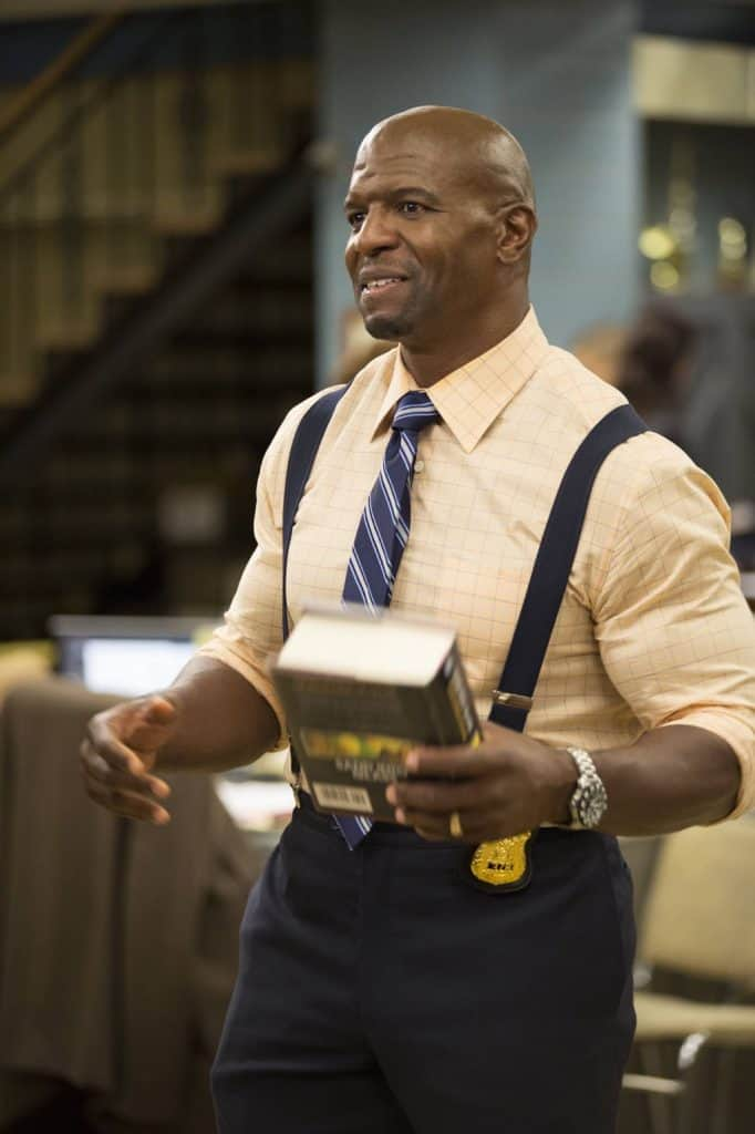 Dudefluencer: Best TV Dads Terry Jeffords