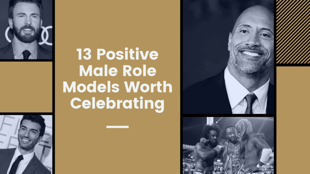 Dudefluencer: Positive Male Role Models