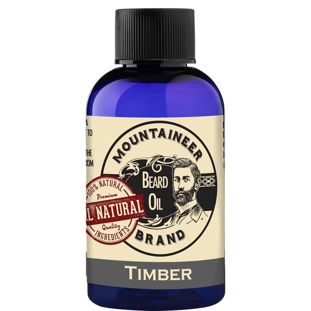 Dudefluencer: Mountaineer Beard Oil