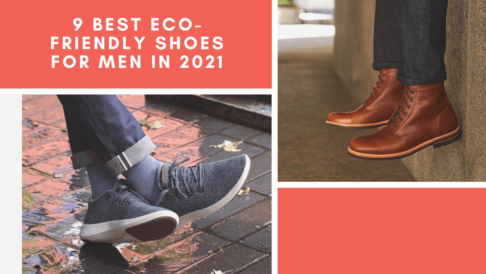Dudefluencer: Eco Friendly Shoes for Men