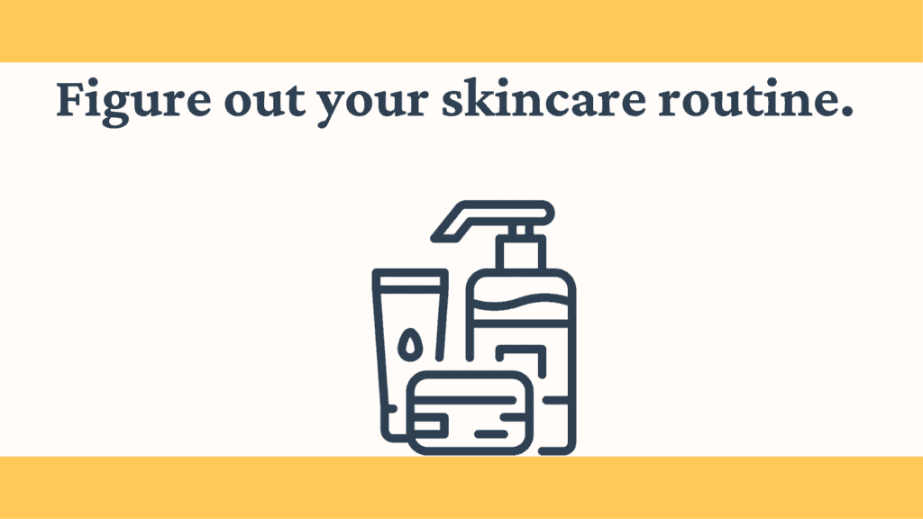 Dudefluencer: FIgure out your skincare