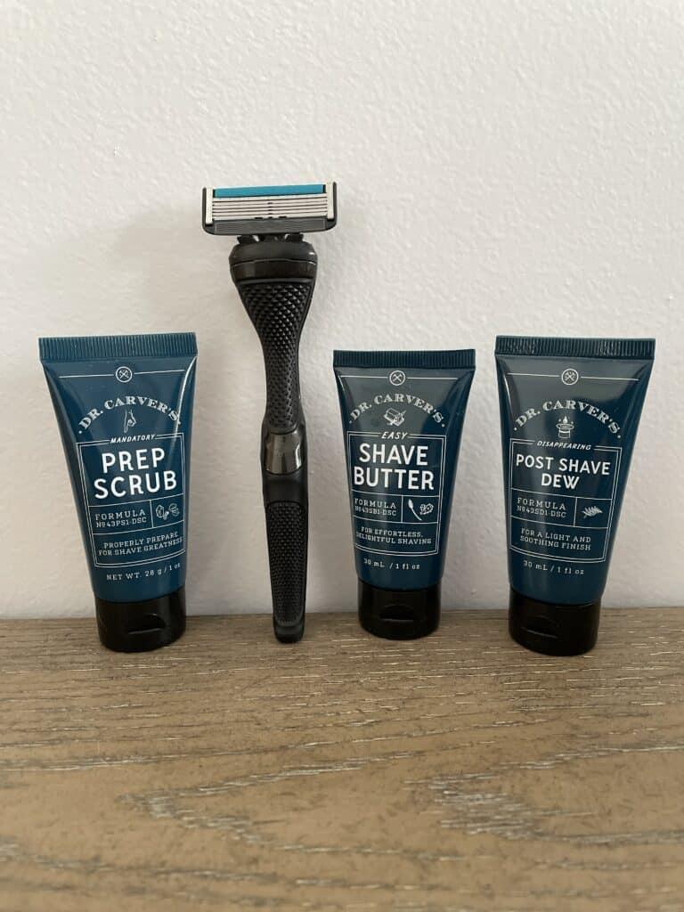 Dudefluencer: Best Subscription Razor Dollar Shave Club