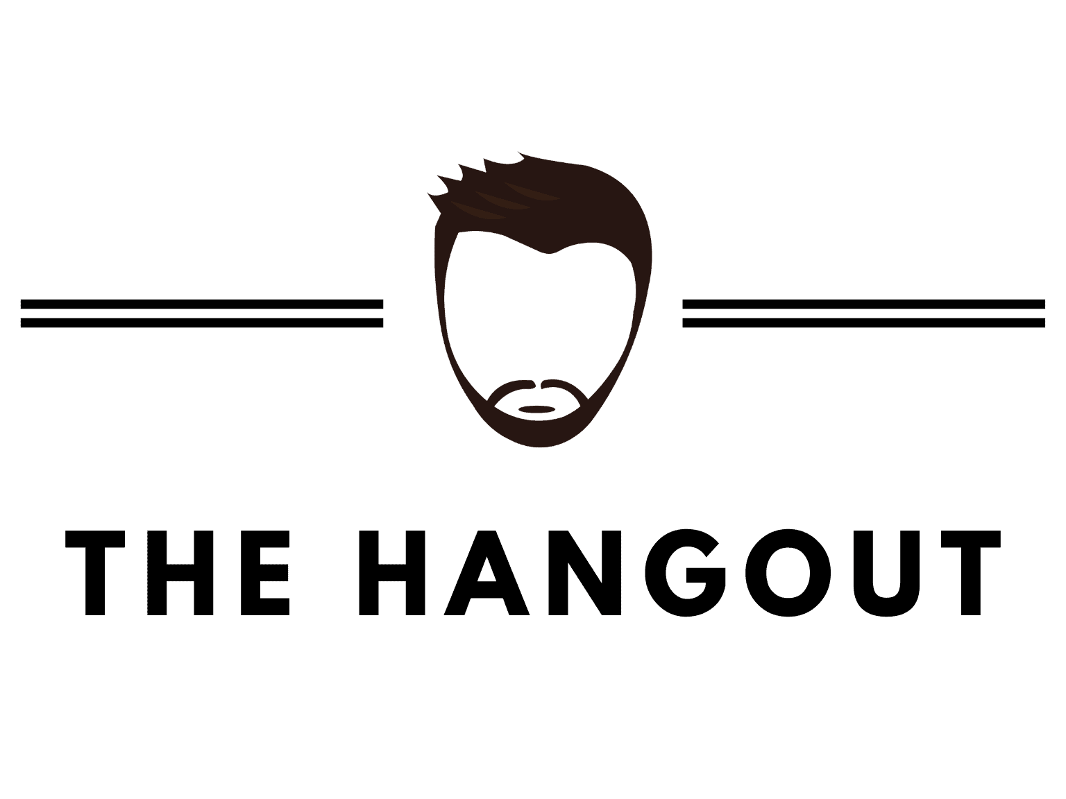 Dudefluencer: The Hangout Logo