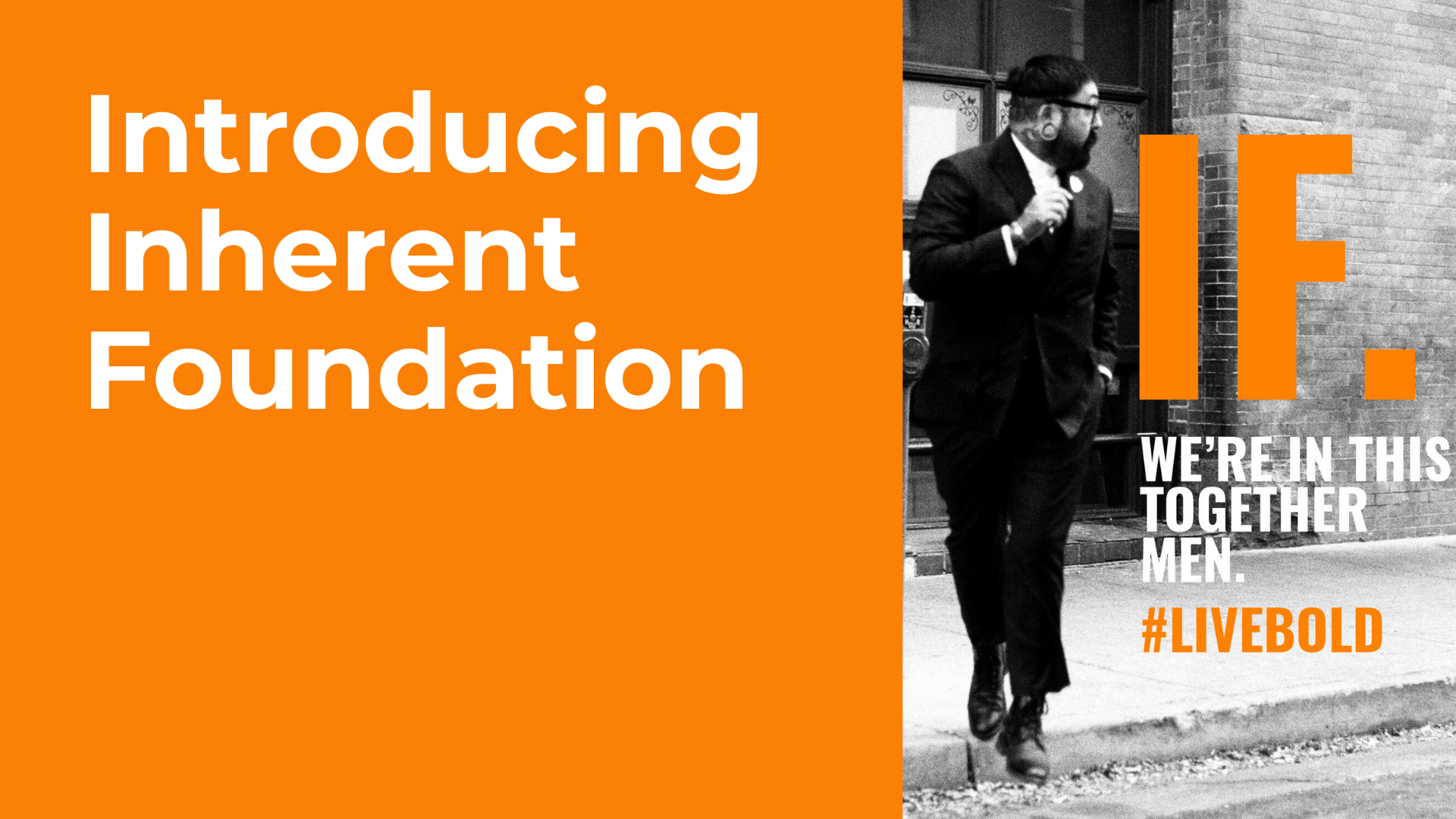 Introducing Inherent Foundation