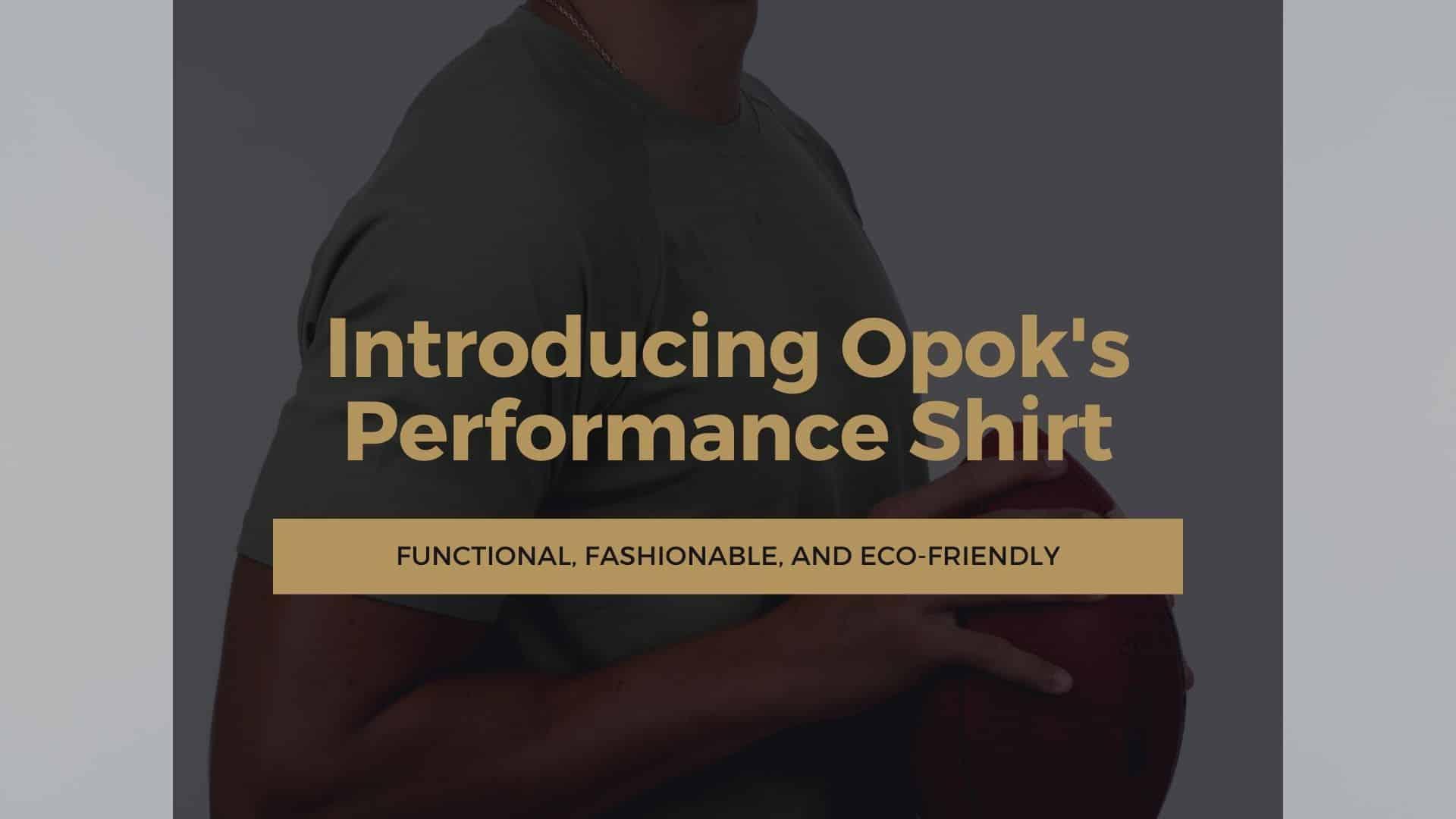 Opok Performance Shirt