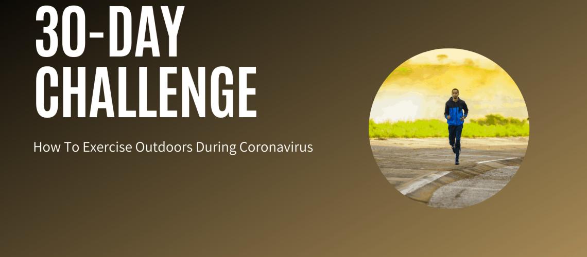 Dudefluencer: Outdoor Exercise During Coronavirus