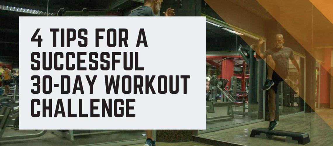 Dudefluencer: 30-day workout challenge