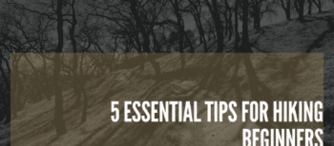 Dudefluencer: 5 Essential Hiking Tips for Beginners