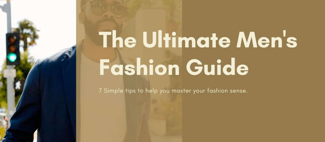 Dudefluencer: Men's Fashion Guide