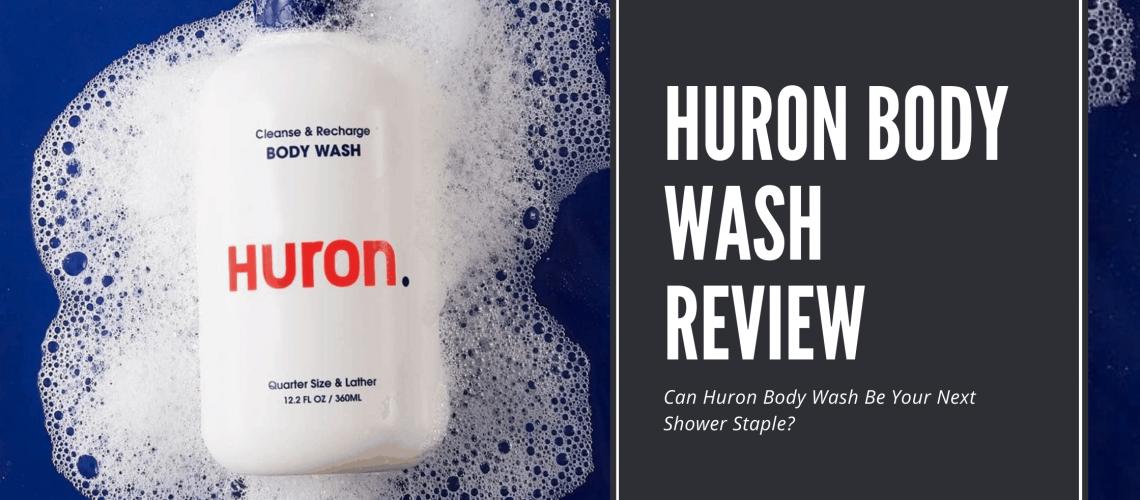 Dudefluencer: Huron Body Wash