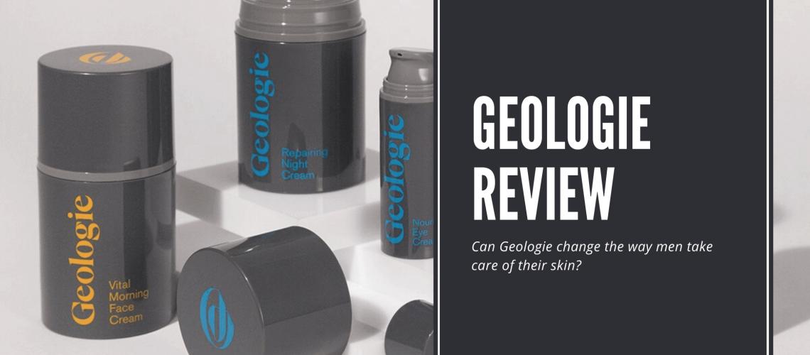 Dudefluencer: Geologie Skincare Line