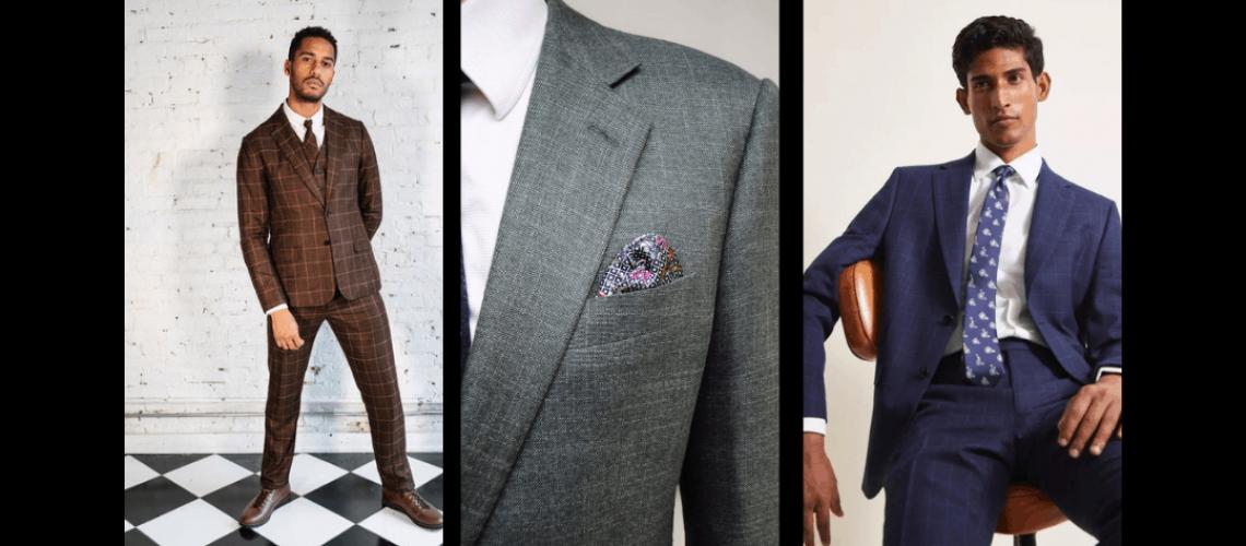 Dudefluencer: Ethical Men's Suits