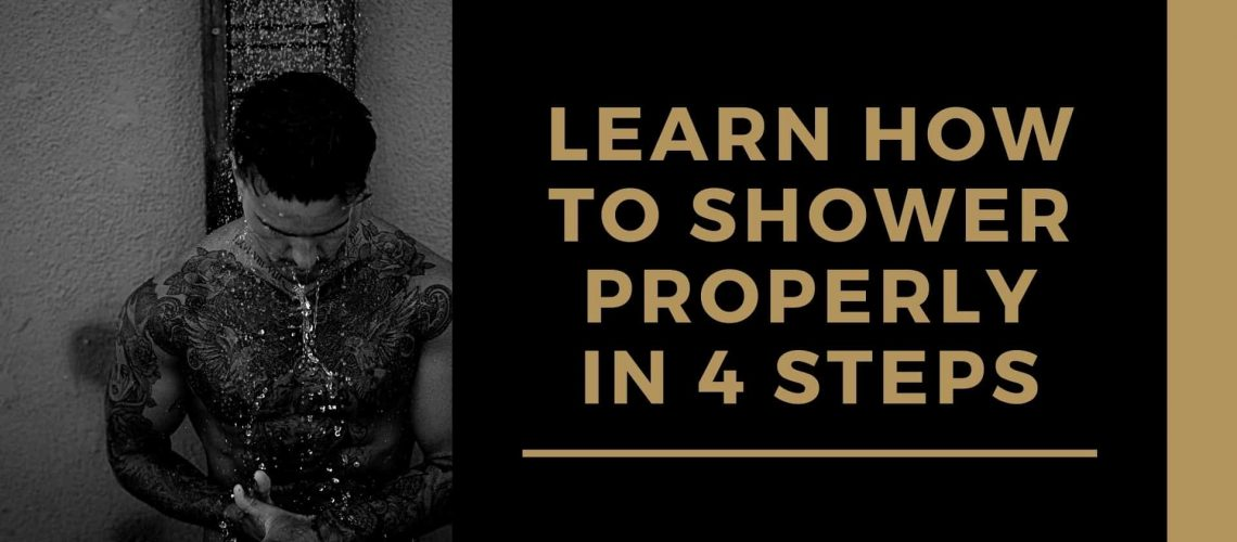 Dudefluencer: Learn How to Shower Properly
