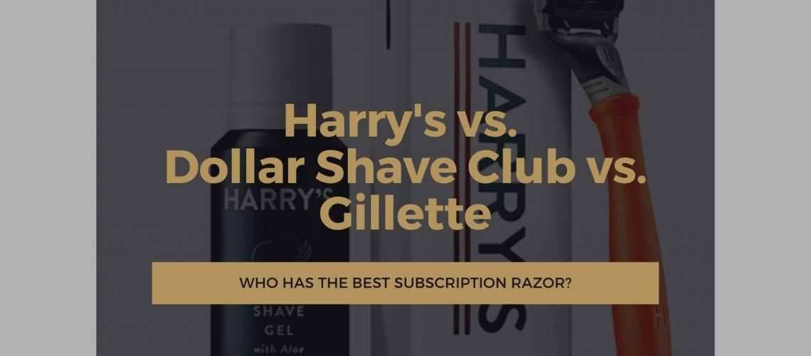 Dudefluencer: Best Subscription Razors