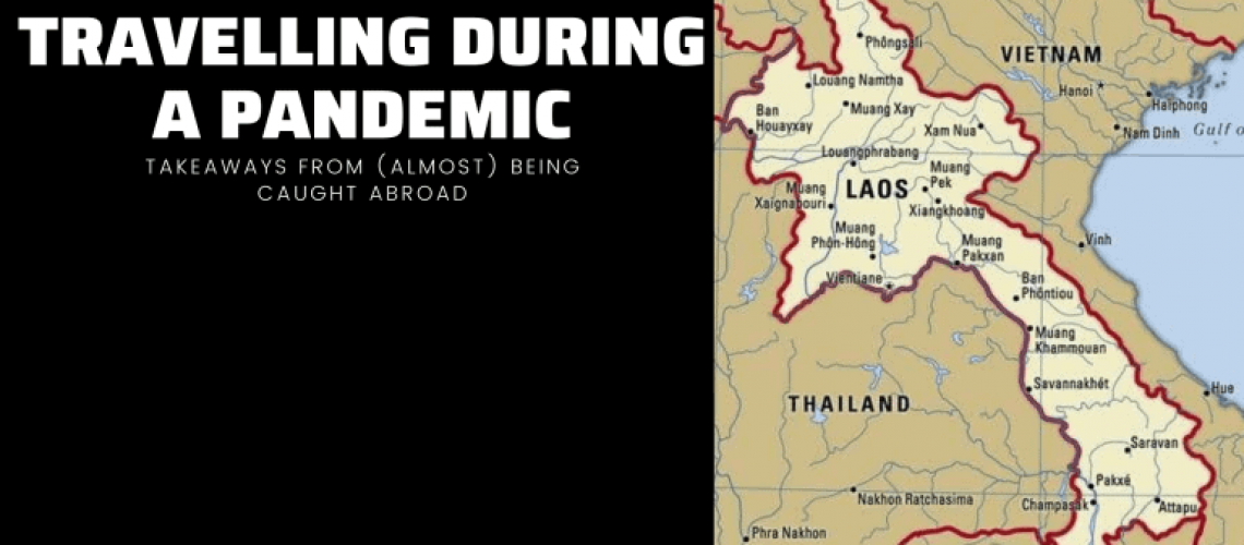 Travelling During a pandemic