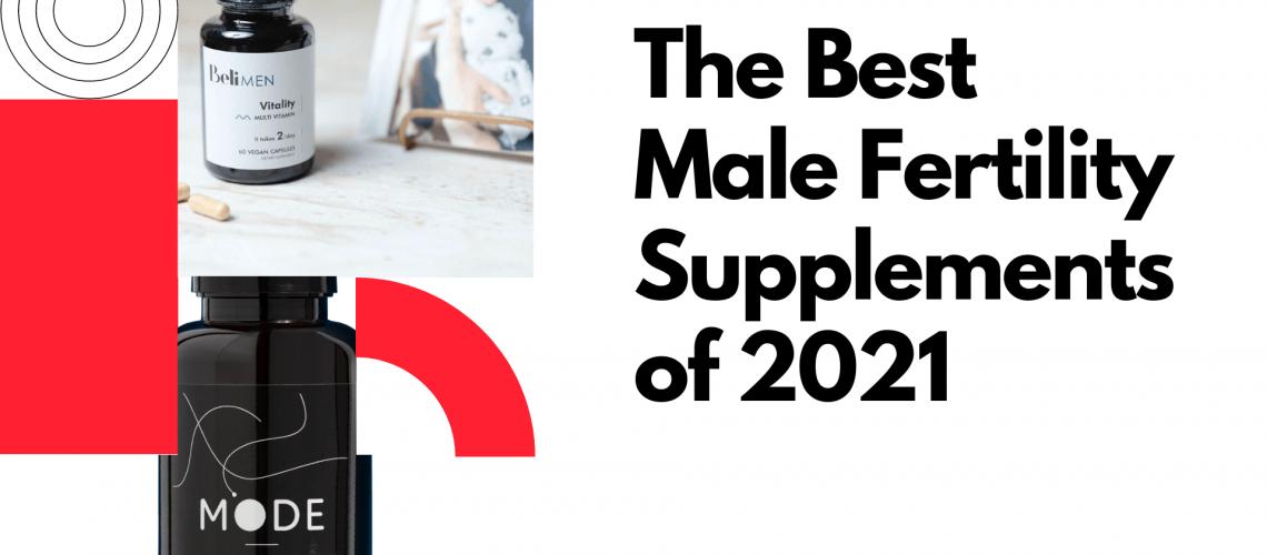 Dudefluencer: Best Male Fertility Supplements